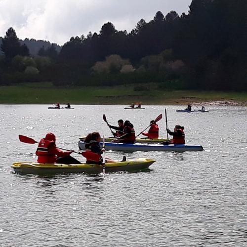 In canoa alla scoperta della Sila a Silavventura